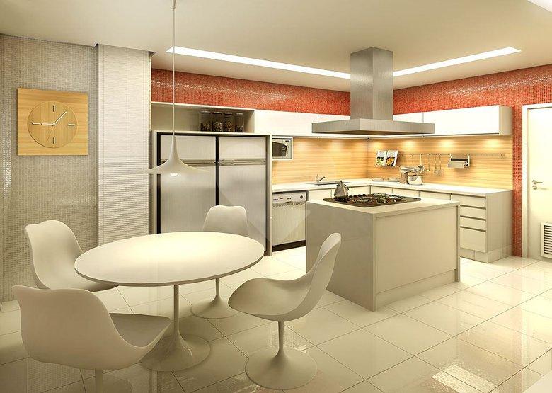 Apartamento de 4 dormitórios em Jardim Paulistano, São Paulo - SP