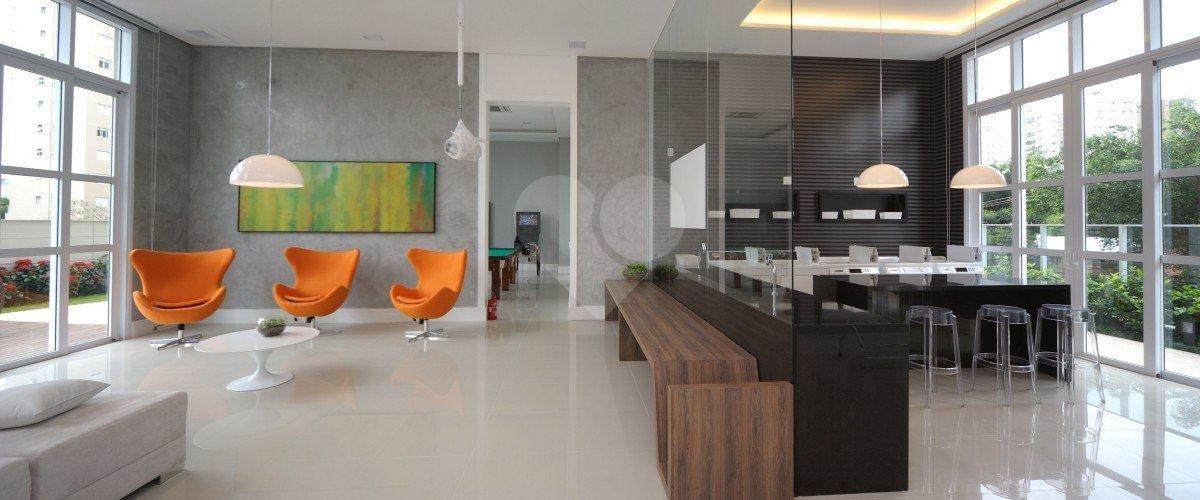 Apartamento de 1 dormitório em Cidade Monções, São Paulo - SP