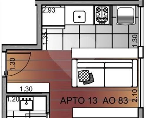 Imóvel Apartamento Edifício Paulo Maldi Tucuruvi São Paulo SP