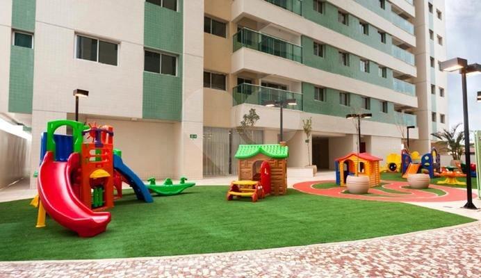 Residencial Gamaggiore de 3 dormitórios em Setor Industrial (Gama), Gama - DF