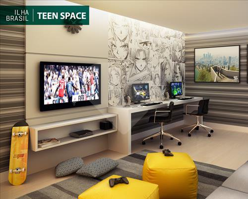 Teen Space Córrego Grande