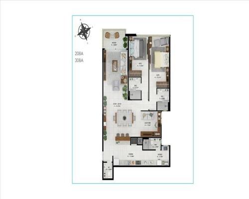 Imóvel Apartamento Cittá Villagio Gasparino - Life Residence Jurerê Internacional Florianópolis SC