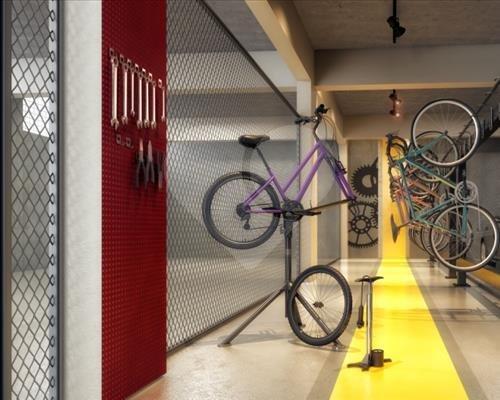 Bicicletário  Umuarama