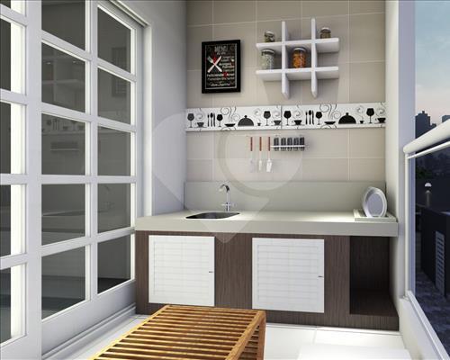 Imóvel Apartamento Edifício Gênova Paraíso Santo André SP