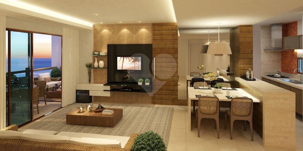 Sala De Tv Na Sacada ~ Wai Wai Apartamento Cumbuco Caucaia CE  Lopes Imobiliária