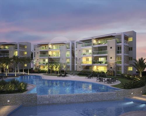 Imóvel Apartamento Riviera Beach Place Golf Residence Porto das Dunas Aquiraz CE