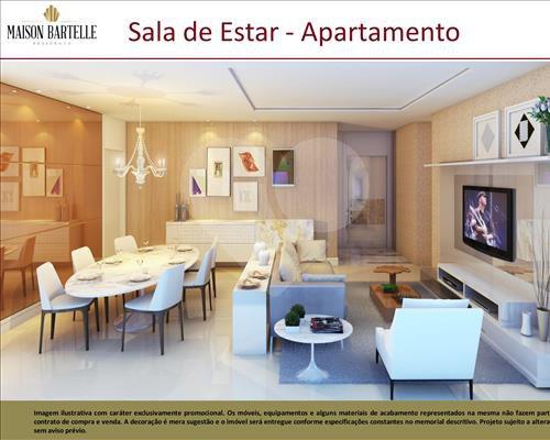 Imóvel Apartamento Maison Bartelle Residence Aldeota Fortaleza CE
