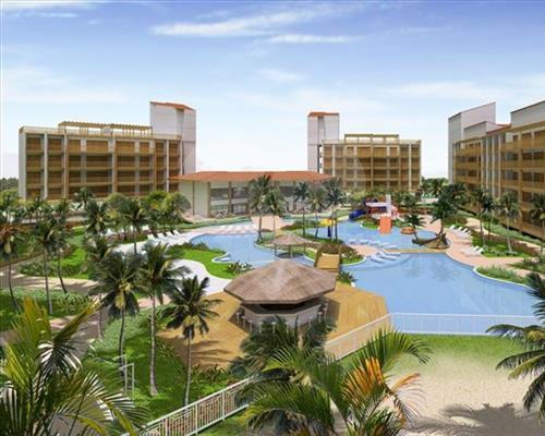 Imóvel Apartamento Beach Park Living Porto das Dunas Aquiraz CE