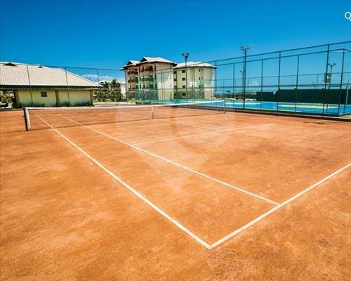 Quadra de Tênis Cumbuco
