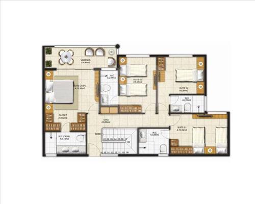 Imóvel Apartamento Manhattan Beach Riviera Porto das Dunas Aquiraz CE