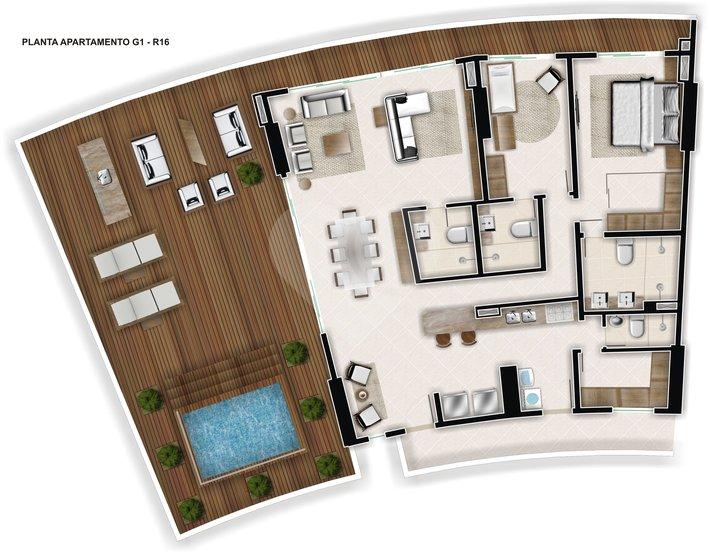 Landscape_Planta_apartamento_G1_215mMeireles