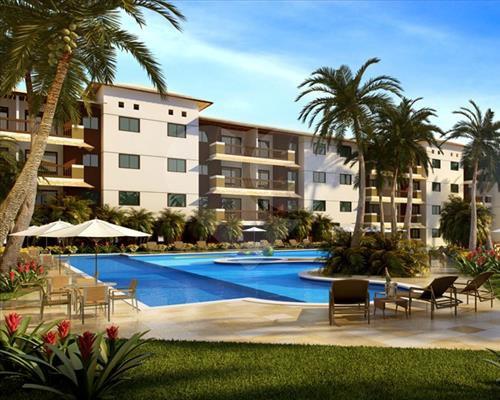 Imóvel Apartamento Porto beach Residence  Porto das Dunas Aquiraz CE