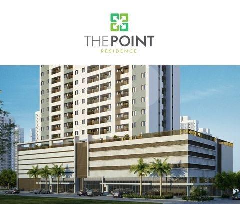 The Point de 2 dormitórios em Norte (Águas Claras), Águas Claras - DF