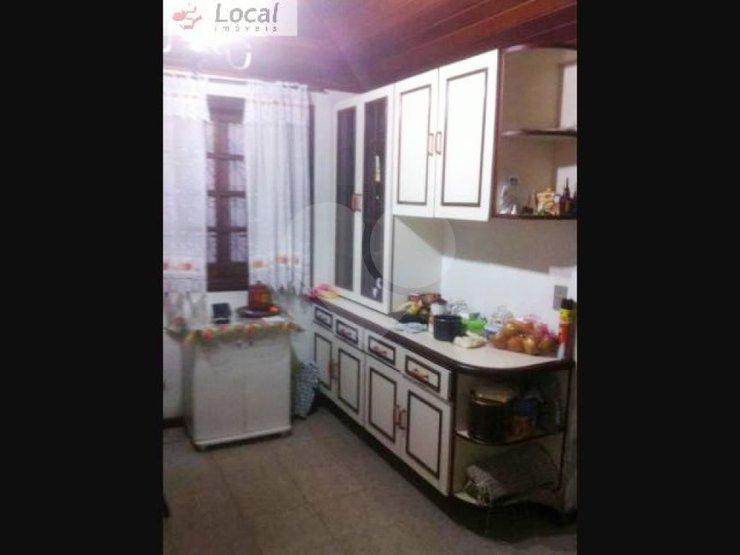 Casa de 4 dormitórios à venda em Real Parque, São Paulo - SP