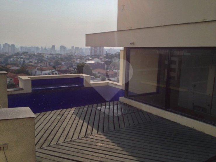 Cobertura de 3 dormitórios em Vila Madalena, São Paulo - SP