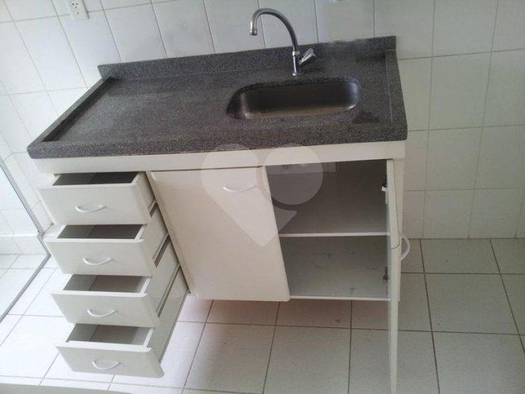 Apartamento de 2 dormitórios à venda em Jardim Ampliação, São Paulo - SP