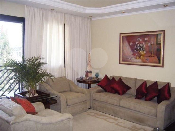 Apartamento de 3 dormitórios à venda em Parque Bairro Morumbi, São Paulo - SP