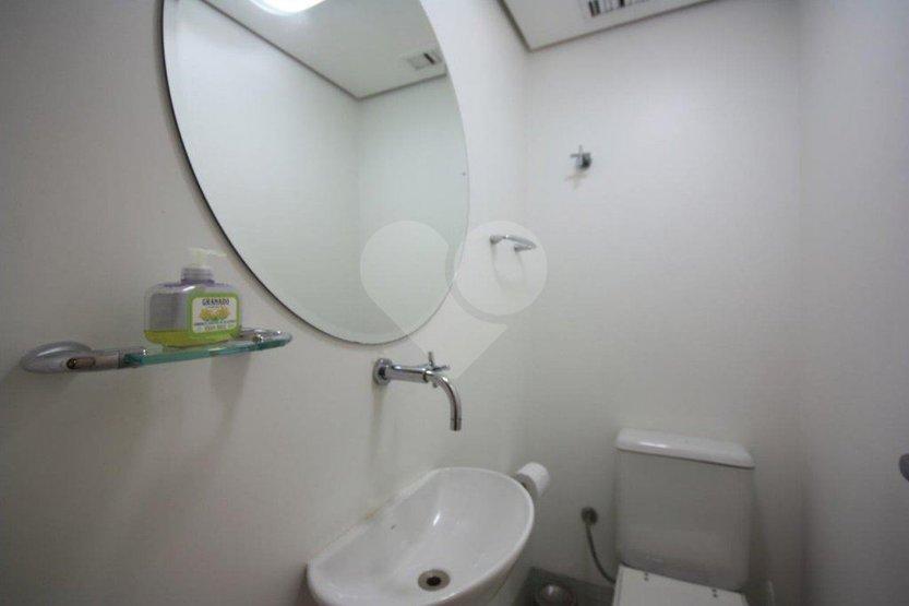 Apartamento de 1 dormitório à venda em Vila Madalena, São Paulo - SP