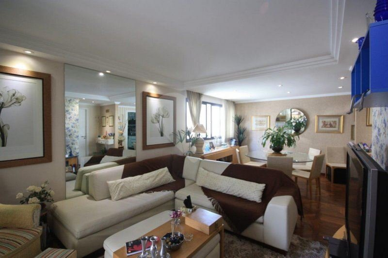 Apartamento de 4 dormitórios à venda em Vila Hamburguesa, São Paulo - SP