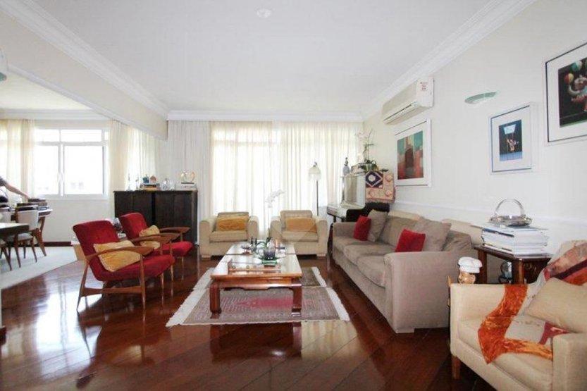 Cobertura de 4 dormitórios à venda em Higienópolis, São Paulo - SP
