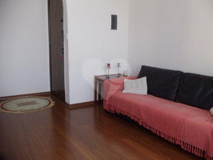 Apartamento de 2 dormitórios à venda em Jardim Paulistano, São Paulo - SP