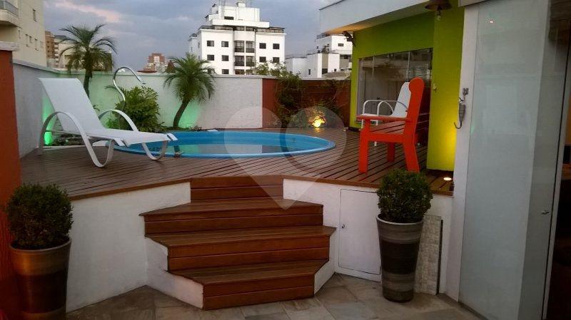 Cobertura de 4 dormitórios à venda em Perdizes, São Paulo - SP