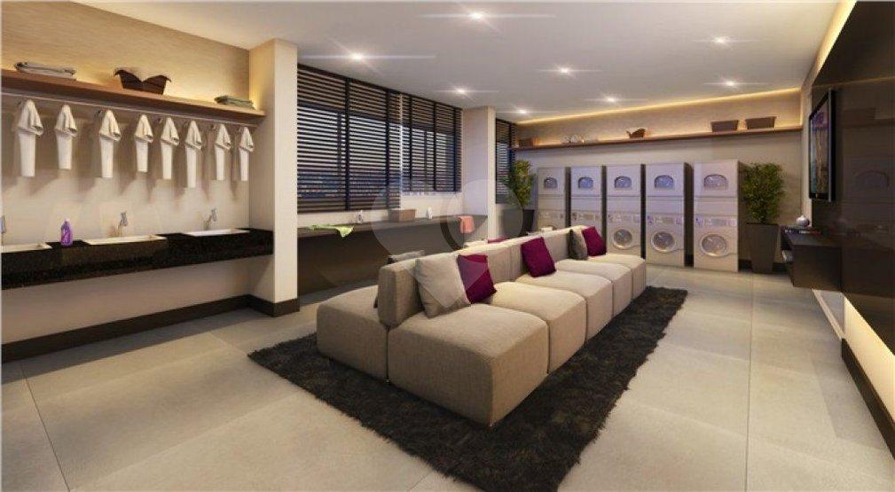 Apartamento de 1 dormitório à venda em Barra Funda, São Paulo - SP