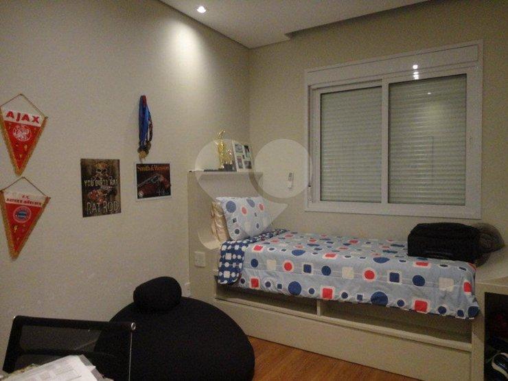 Apartamento de 3 dormitórios em Tamboré, Santana De Parnaíba - SP