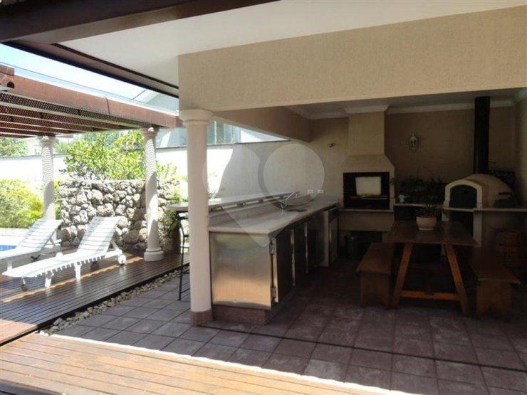 Casa de 4 dormitórios à venda em Alphaville Residencial Um, Barueri - SP