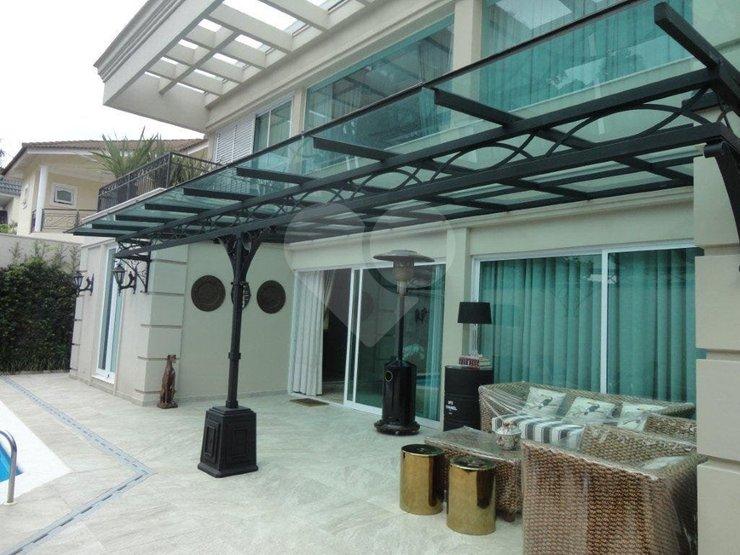 Casa de 4 dormitórios à venda em Alphaville Residencial Zero, Barueri - SP
