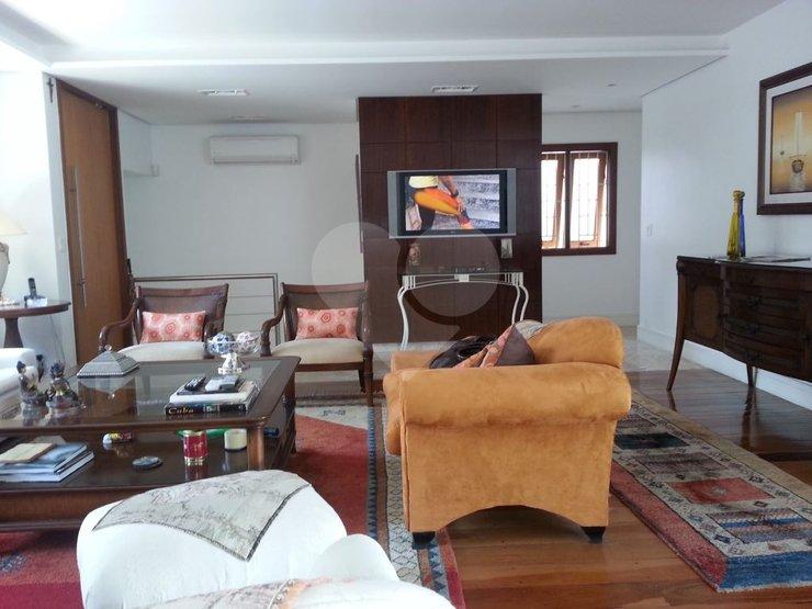 Casa de 4 dormitórios à venda em Chácara Santo Antônio (Zona Sul), São Paulo - SP