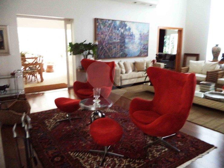 Casa de 4 dormitórios à venda em Super Quadra Morumbi, São Paulo - SP