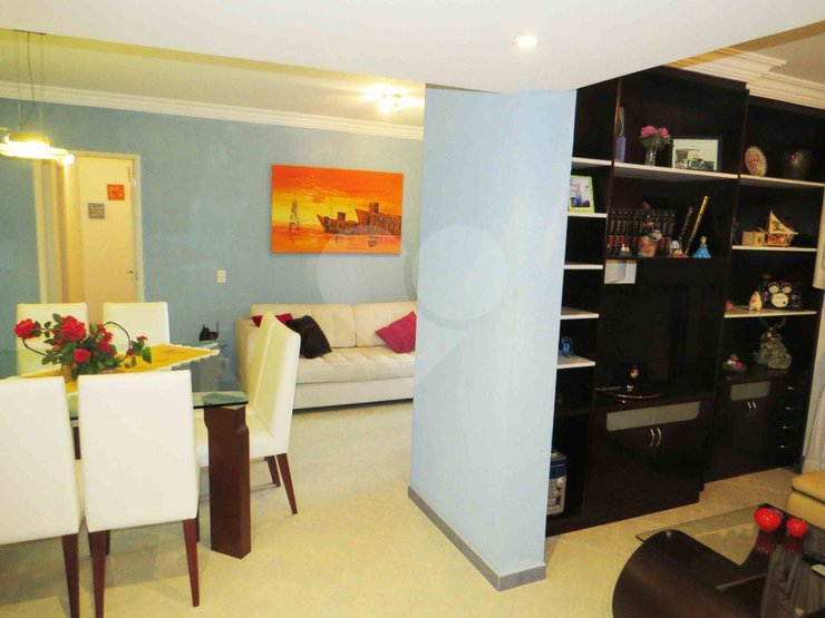 Apartamento de 3 dormitórios em Vila Isa, São Paulo - SP