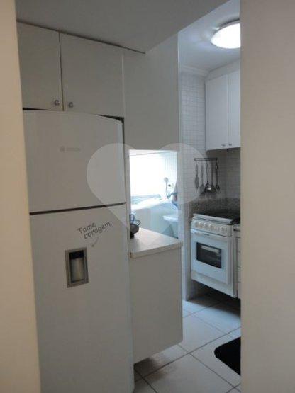 Apartamento de 1 dormitório à venda em Real Parque, São Paulo - SP