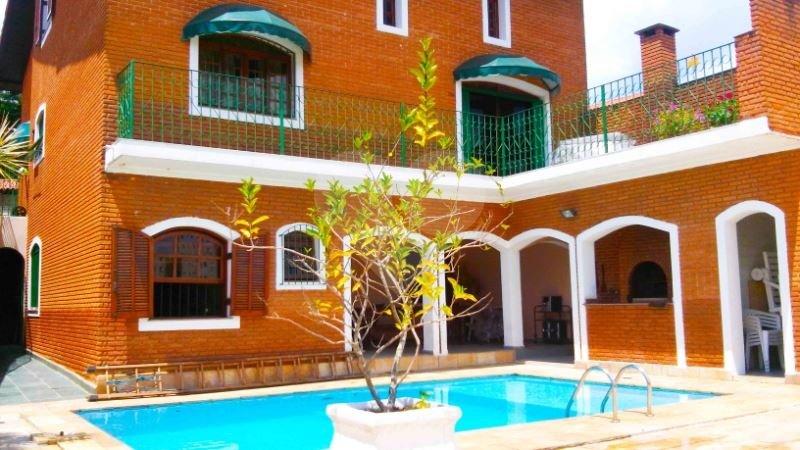 Casa de 4 dormitórios à venda em Parque Alves De Lima, São Paulo - SP