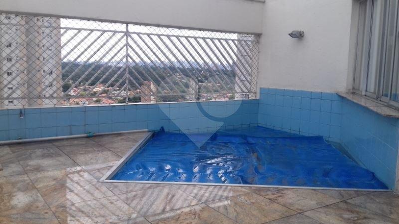 Cobertura de 2 dormitórios em Vila Mascote, São Paulo - SP