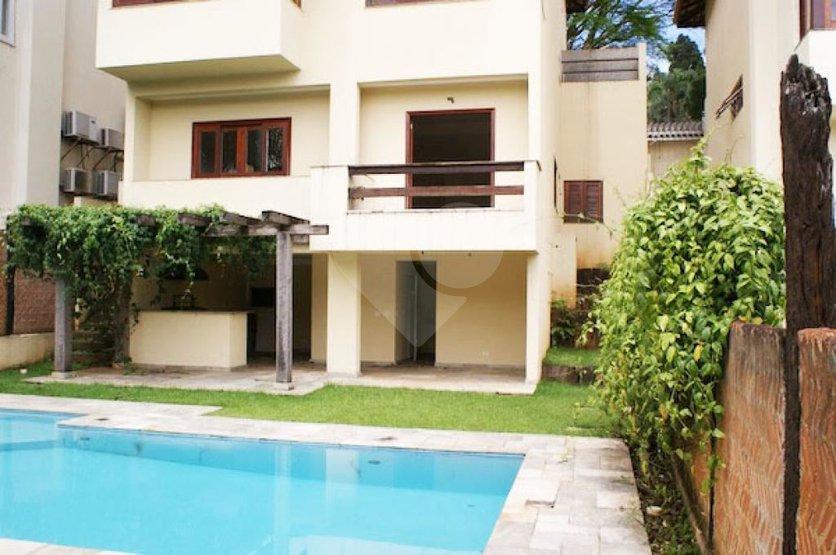 Casa de 4 dormitórios à venda em Fazenda Morumbi, São Paulo - SP