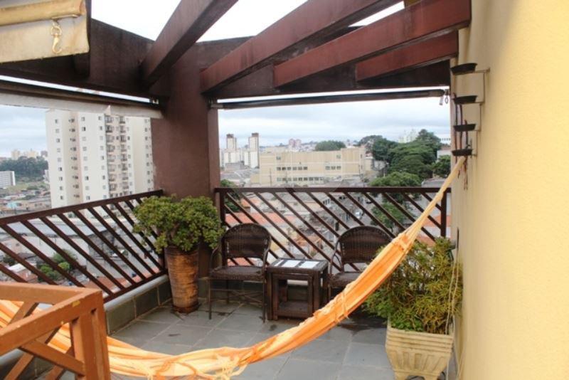 Cobertura de 2 dormitórios à venda em Vila Santa Catarina, São Paulo - SP