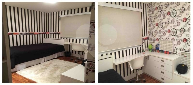 Apartamento de 3 dormitórios à venda em Jardim Fonte Do Morumbi, São Paulo - SP