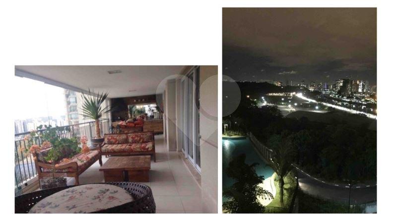 Apartamento de 3 dormitórios em Jardim Fonte Do Morumbi, São Paulo - SP