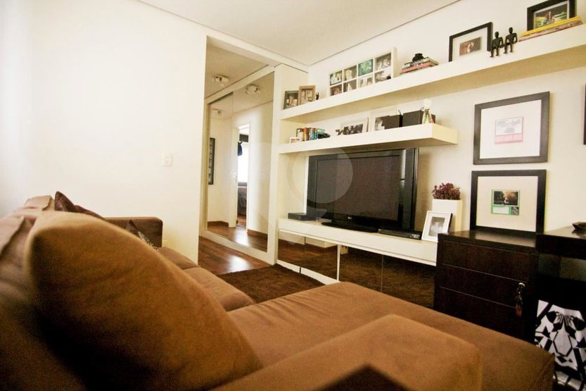 Apartamento de 3 dormitórios em Chácara Santo Antônio (Zona Sul), São Paulo - SP
