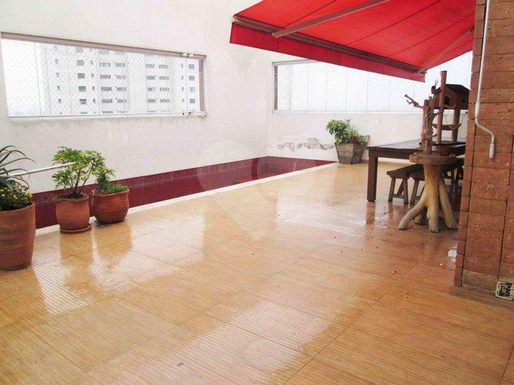Cobertura de 4 dormitórios à venda em Vila Sofia, São Paulo - SP