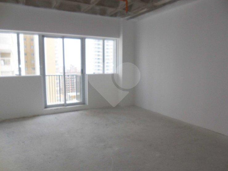 Sala de 1 dormitório à venda em Santo Amaro, São Paulo - SP