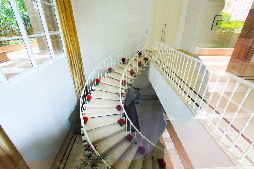 Apartamento de 4 dormitórios à venda em Jardim Fonte Do Morumbi, São Paulo - SP