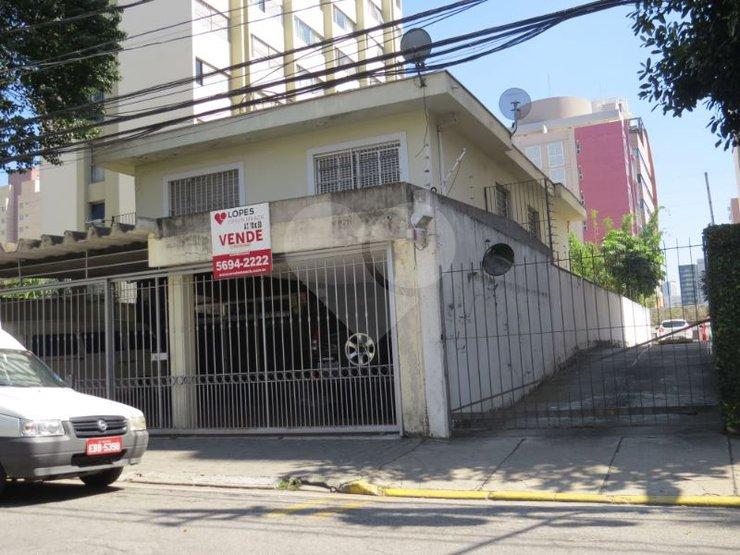 Padrão de 4 dormitórios à venda em Vila Olímpia, São Paulo - SP