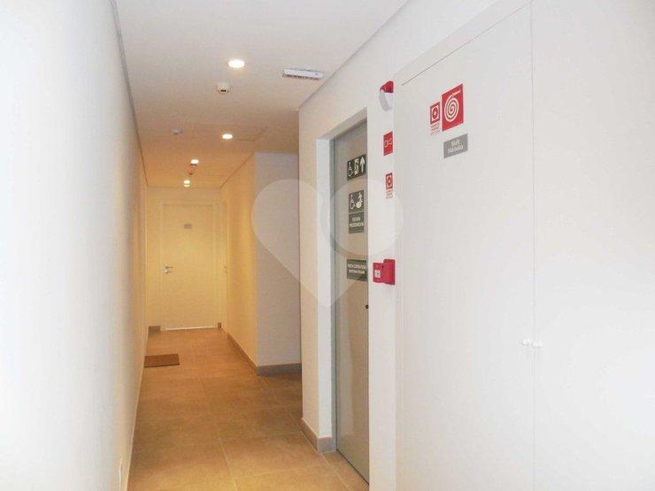 Sala de 1 dormitório em Santo Amaro, São Paulo - SP
