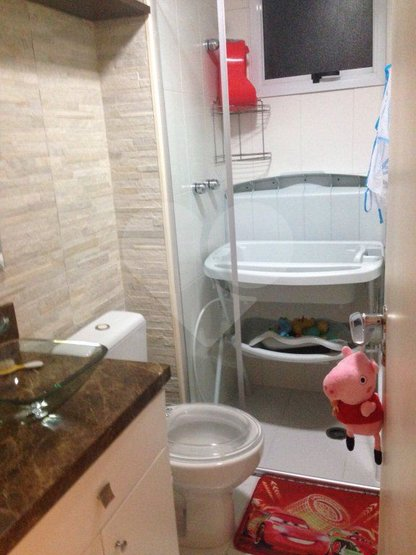 Apartamento de 2 dormitórios em Vila Congonhas, São Paulo - SP