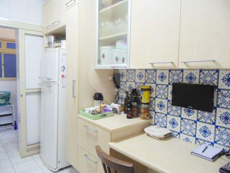 Apartamento de 4 dormitórios à venda em Vila Isa, São Paulo - SP