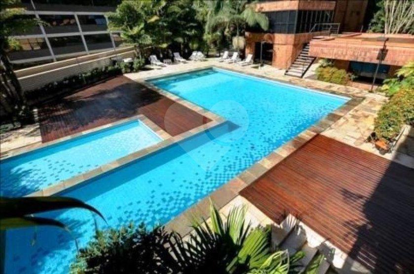 Apartamento de 4 dormitórios em Paraíso Do Morumbi, São Paulo - SP