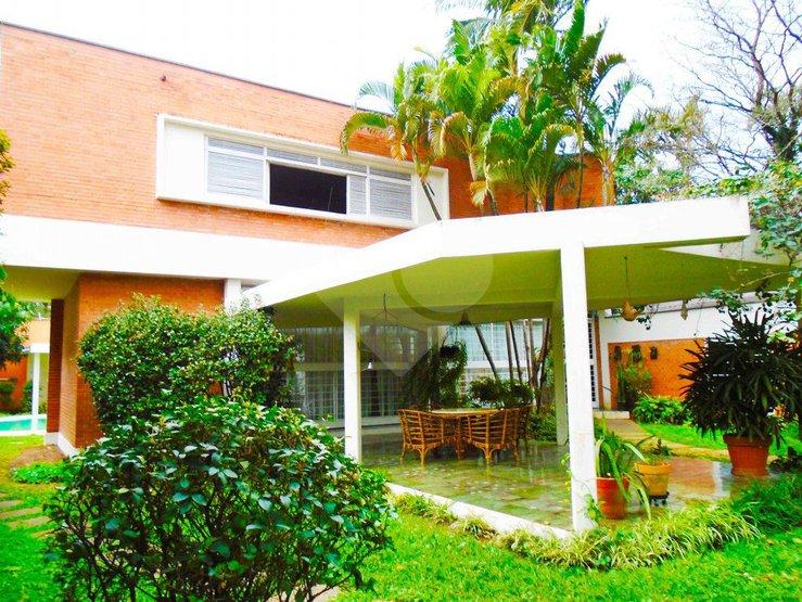 Casa de 4 dormitórios em Chácara Santo Antônio (Zona Sul), São Paulo - SP